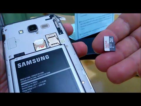 Por qué mi samsung J7 no reconoce el chip